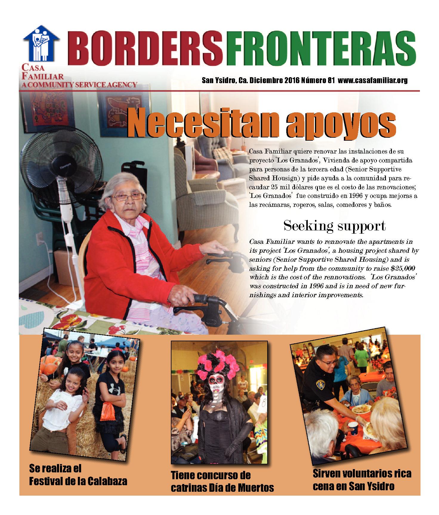 Fronteras / Borders