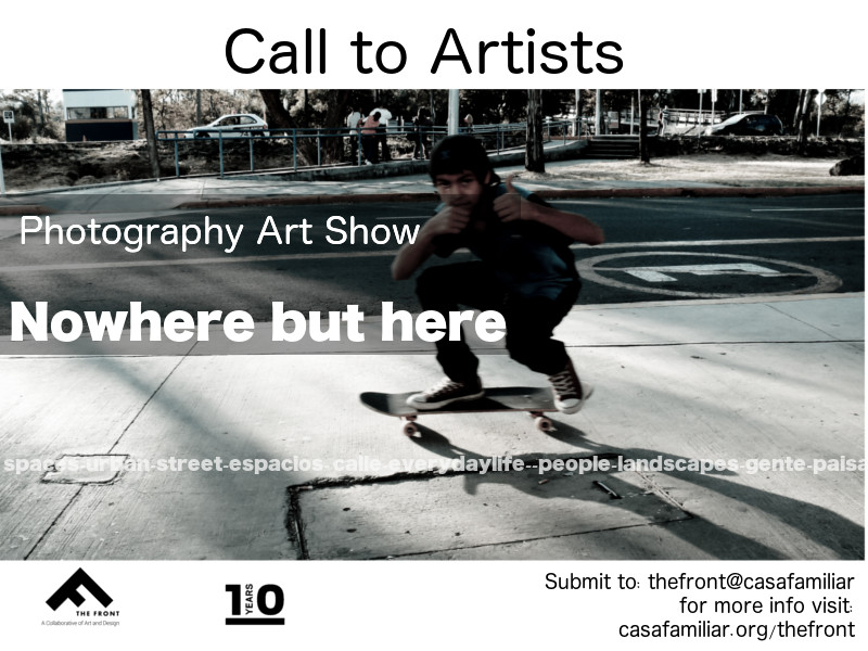 Call to Artists -Photography Art Show