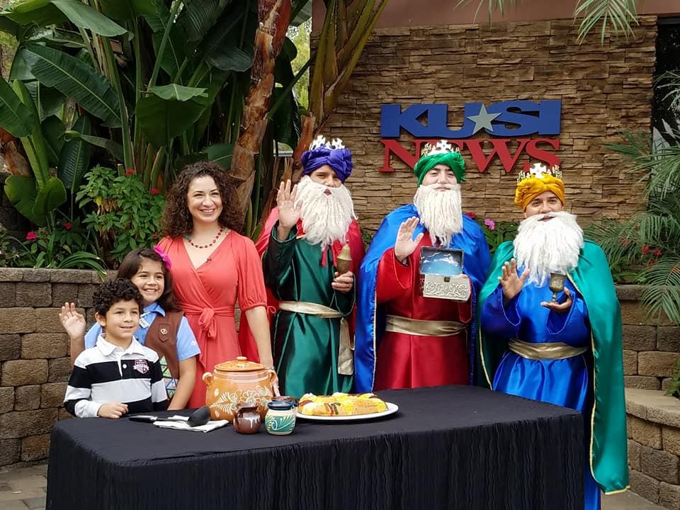 Dia de Reyes 2018 at Casa Familiar
