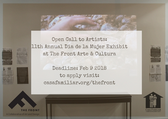 Open Call to Artists: 11th annual Dia de la Mujer exhibit 2018.