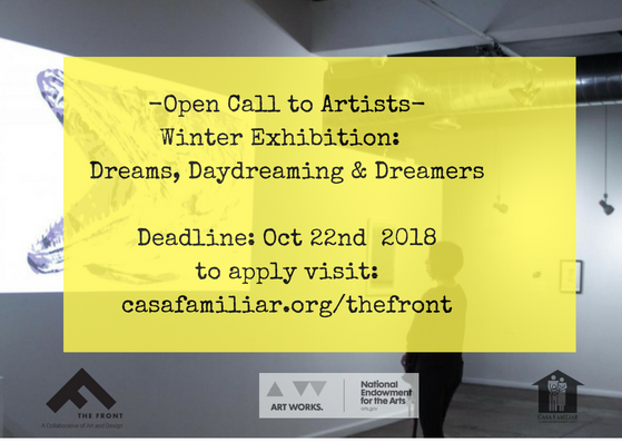Open Call to artists: Winter Exhibition – Dreams, Daydreaming & Dreamers